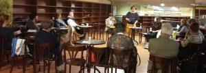Családpedagógiai Szakosztály ülésén